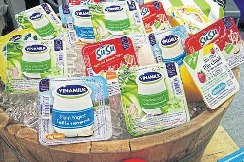 Viêc tự chứng nhận xuất xứ hàng hóa đã giúp các sản phẩm Vinamilk nhanh chóng hiện diện tại các siêu thị, hệ thống bán lẻ tại Thái Lan