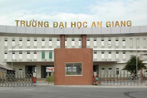 Trường ĐH An Giang (ảnh internet)