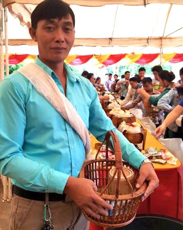 Lễ hội đua thuyền trên dòng sông Mê Kông - 14