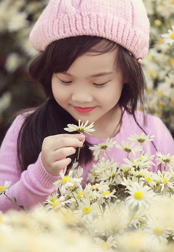 Loài hoa có vẻ đẹp tinh khôi đang rất được lòng những người thích chụp ảnh.