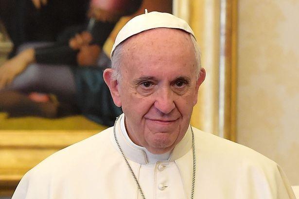 Giáo hoàng Francis (Ảnh: Getty)