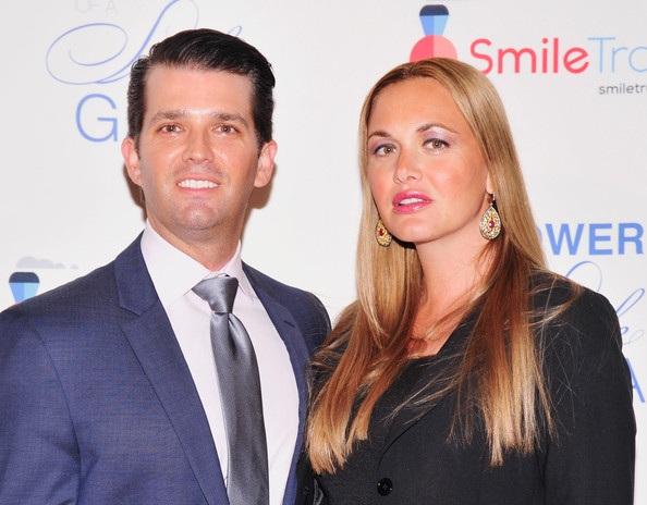 Vanessa Trump, vợ của Donald Trump Jr, là con dâu trưởng của tân tổng thống đắc cử Donald Trump. Vanessa hiện là một thành viên trong ban điều hành quỹ từ thiện do em chồng Eric Trump lập ra. (Ảnh: NBC)