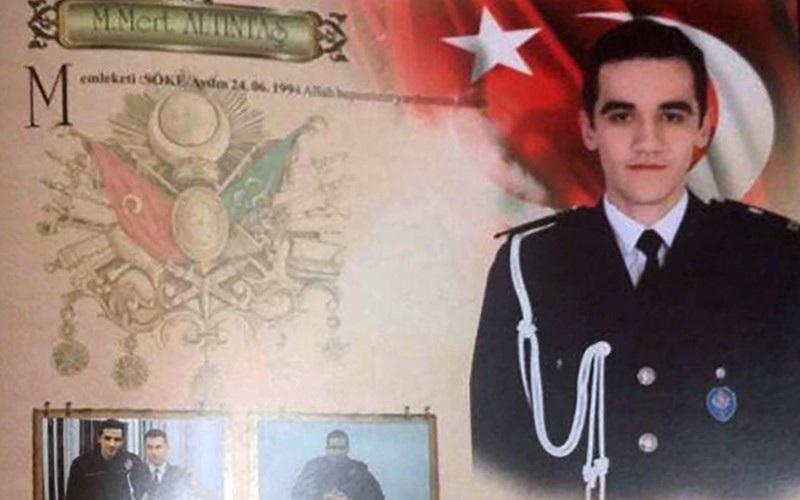 Nghi phạm Mevlut Mert Altintas là cảnh sát thuộc lực lượng chống bạo động Ankara, Thổ Nhĩ Kỳ (Ảnh: Telegraph)