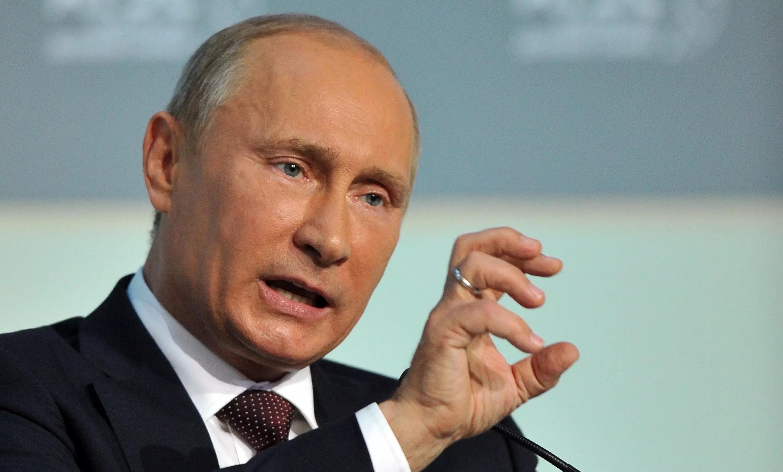 Tổng thống Nga Vladimir Putin (Ảnh: Canada.com)