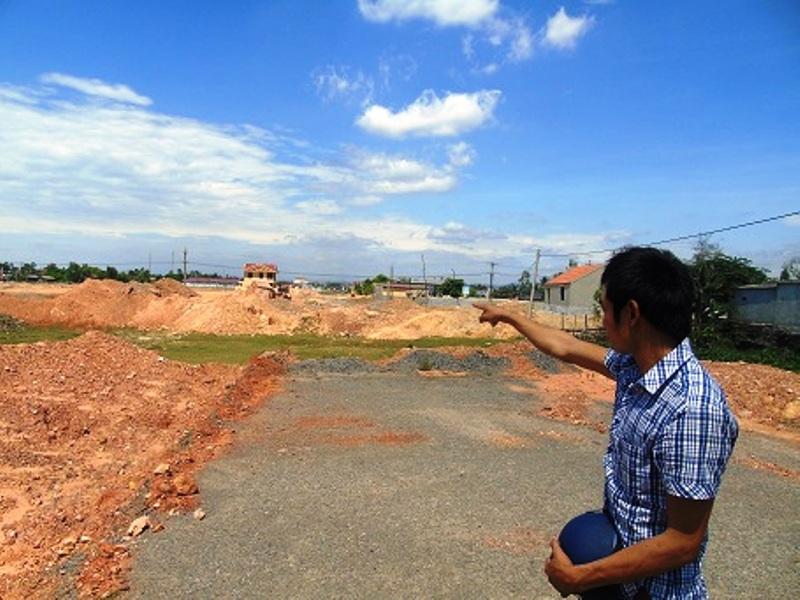 """Quảng Bình: Kỷ luật nhiều cán bộ """"ép"""" dân trích tiền đền bù xây dựng nông thôn mới! - Ảnh 1."""