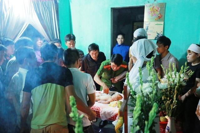 Cháu bé cũng đã tử vong tại Bệnh viện Việt Nam – Cu Ba Đồng Hới 2 ngày sau đó.