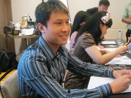Chuyện về chàng trai Việt được ĐH Cambridge chọn - 1