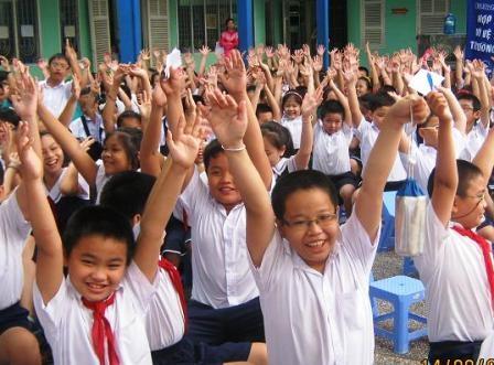 Chỉ có đổi mới giáo dục, thế hệ con em mới có cuộc sống tốt đẹp hơn