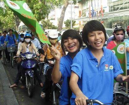 Đoàn viên, thanh niên TP.HCM sẽ có nhiều hoạt động hưởng ứng Ngày môi trường thế giới.