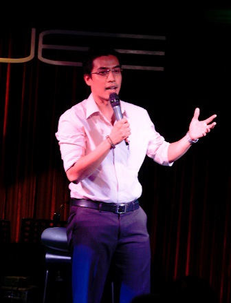 Anh Trần Quốc Khánh hiện là nhà sản xuất chương trình và dẫn chương trình tại Việt Nam.