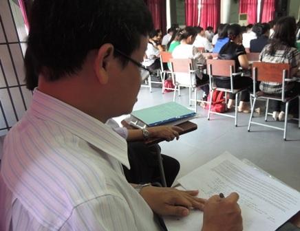 Cán bộ quản lý, giáo viên tại TPHCM tham gia tập huấn về giáo dục hòa nhập cho trẻ tự kỷ.