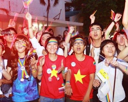 Chuyên đề về người đồng tính được Sở GD-ĐT TPHCM đưa vào tập huần cho giáo viên tư vấn học đường.