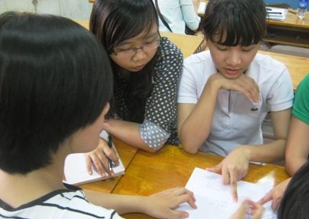Điều quan trọng nhất của việc học là giúp người học định vị được bản thân mình