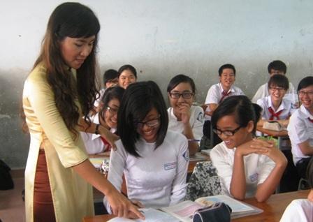 Học sinh cần xác định đam mê và tìm hiểu rõ khi chọn nghề giáo