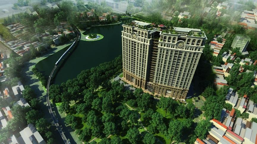 Lý do Tân Hoàng Minh tung ra loạt căn hộ cao cấp D'. Le Pont D'or