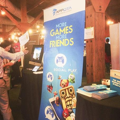 onClan (Trước đây có tên Social Play) tham dự TechCrunch Disrupt 2013