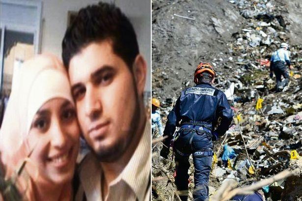 Bức ảnh về Mohamed và Asmae được người thân chia sẻ (Ảnh: