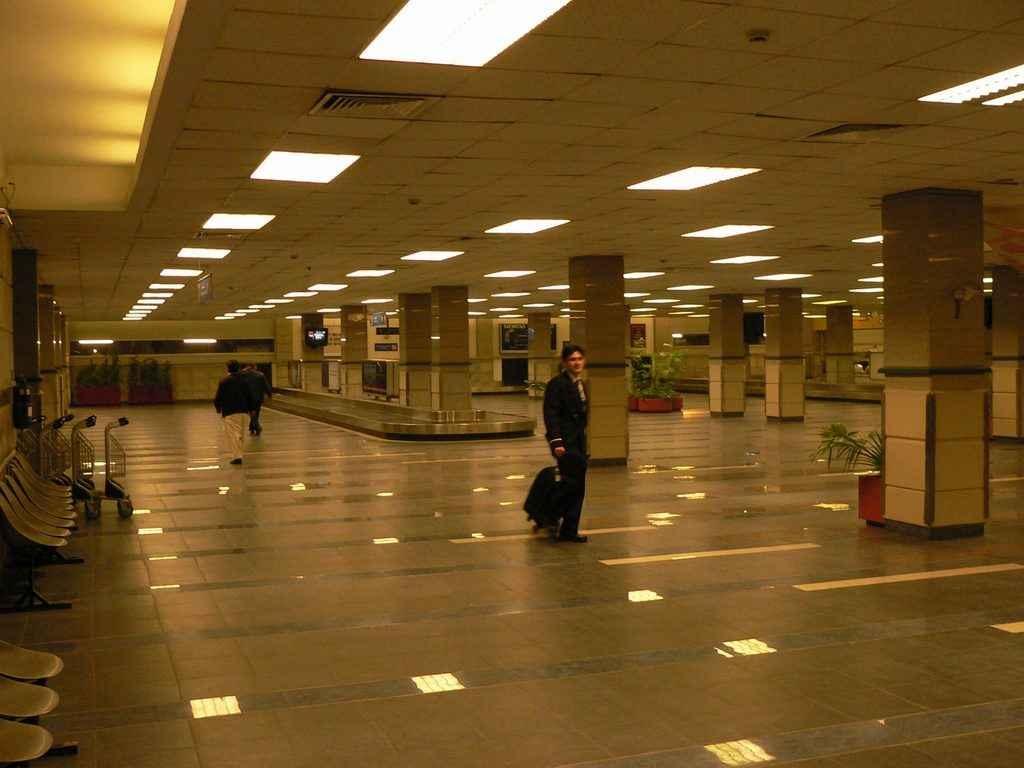 2.Sân bay quốc tế King Abdulaziz, Ả rập Xê út