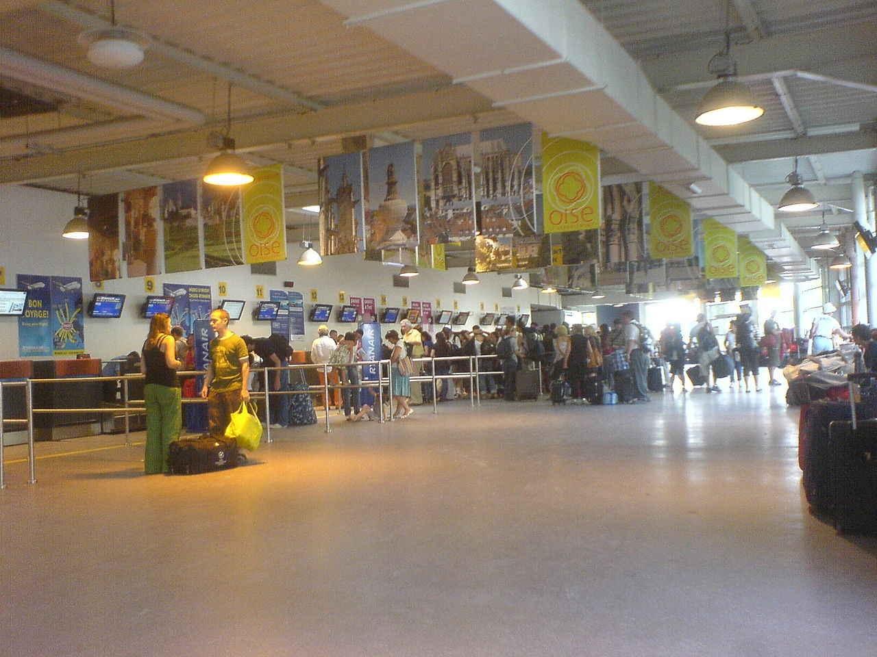 7. Sân bay quốc tế Frankfurt Hahn, Đức