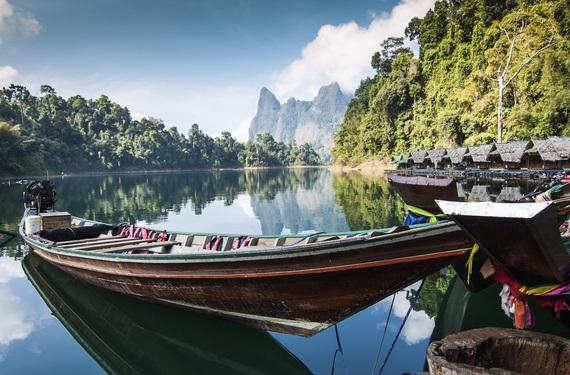Vườn quốc gia Kinabalu, Malaysia
