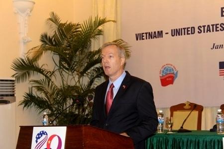 Đại sứ Đại sứ Hoa Kỳ tại Việt Nam Tedi Osius