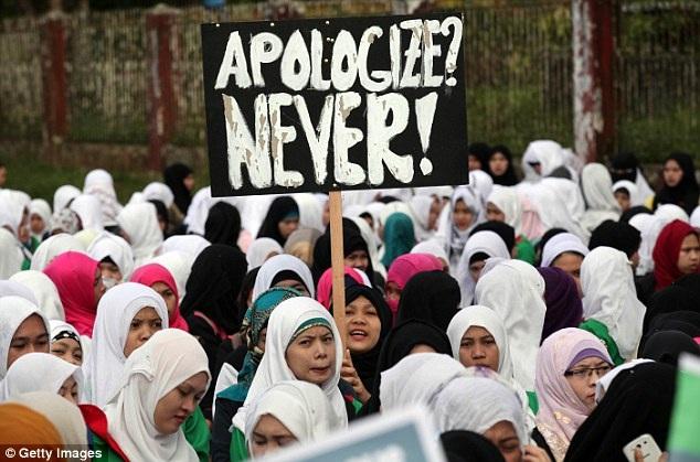 Các tín đồ Hồi giáo cho rằng tờ