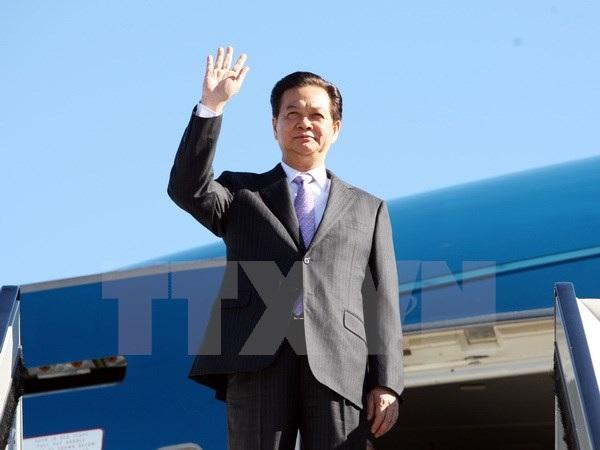 Thủ tướng Nguyễn Tuấn Dũng