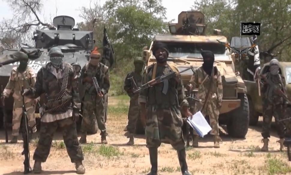 Nhóm khủng bố Boko Haram (Ảnh: