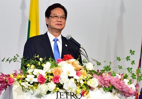 Thủ tướng Nguyễn Tấn Dũng dự Diễn đàn Kinh tế tiểu vùng Mekong