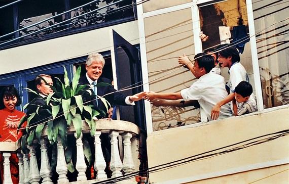 Chuyện về cựu Tổng thống Bill Clinton ăn phở Việt và lẩy Kiều