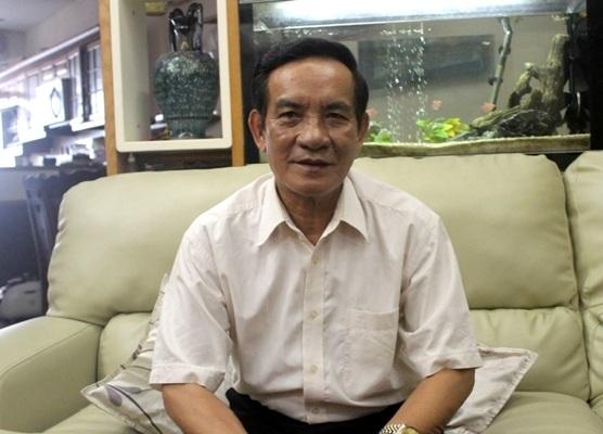 Nguyên Đại sứ Việt Nam tại Mỹ Lê Công Phụng (Ảnh: Nam Hằng)