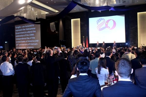 Phó Thủ tướng, Bộ trưởng Bình Minh tham dự buổi lễ