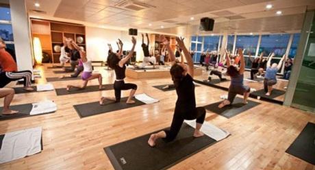 Phòng tập nhóm – Elite Fitness tại Thăng Long Number One