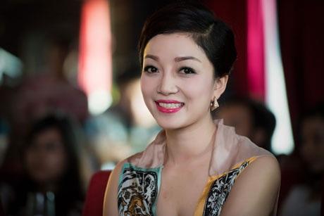 Ca sĩ Phạm Thu Hà sẽ lần đầu song ca với Đàm Vĩnh Hưng trong liveshow sắp tới