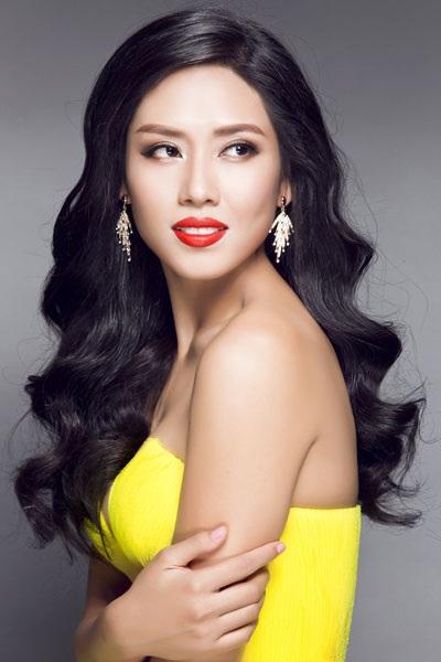 Nguyễn Thị Loan đã lên đường tham dự cuộc thi