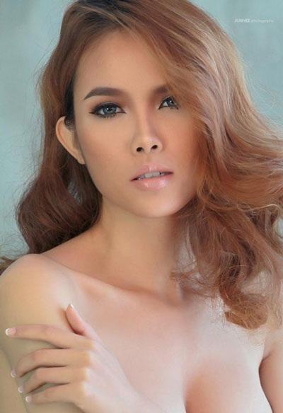 Phạm Thị Kim Thi từng đoạt giải nhì cuộc thi Tìm kiếm người mẫu Elite Việt Nam 2014