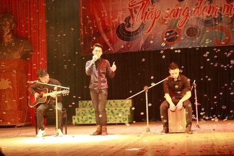 Con cò cũng đưa nhóm Actor đến giải nhì của cuộc thi