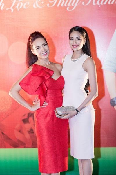 Thúy Hạnh và Phạm Hương