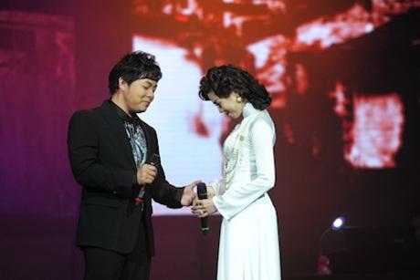 Lệ Quyên sẽ có màn song ca lãng mạn với Quang Lê