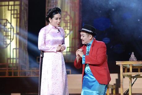Xuân Hinh- Thanh Thanh Hiền tham gia Xuân Phát tài 5