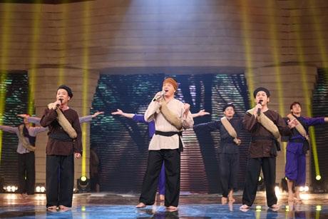 Đăng Dương, Trọng Tấn, Việt Hoàn với ca khúc Chiến sĩ Việt Nam