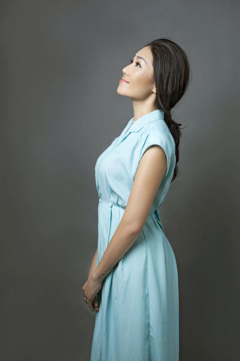 Minh Thu, nàng thơ mới trong âm nhạc của nhạc sỹ Phó Đức Phương