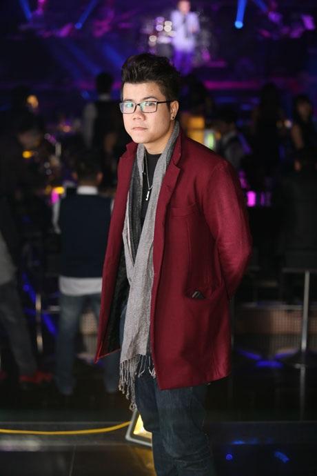 Ca sĩ Đinh Mạnh Ninh