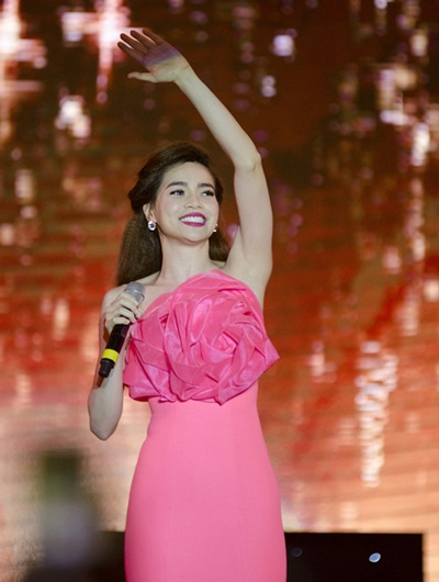 Hồ Ngọc Hà sẽ biểu diễn mở màn đêm Gala