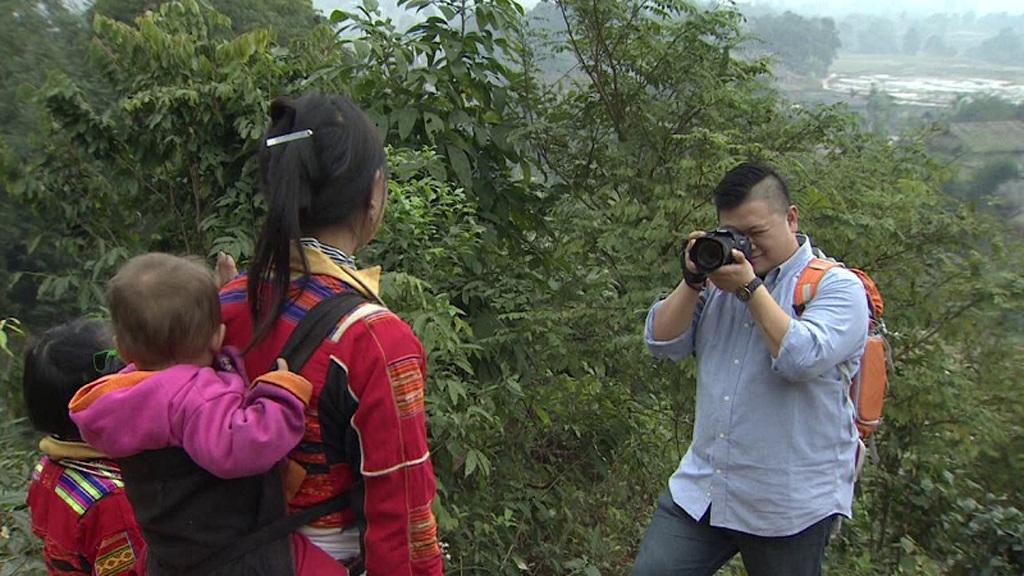 Chang sung Taek lên Tây Bắc trải nghiệm