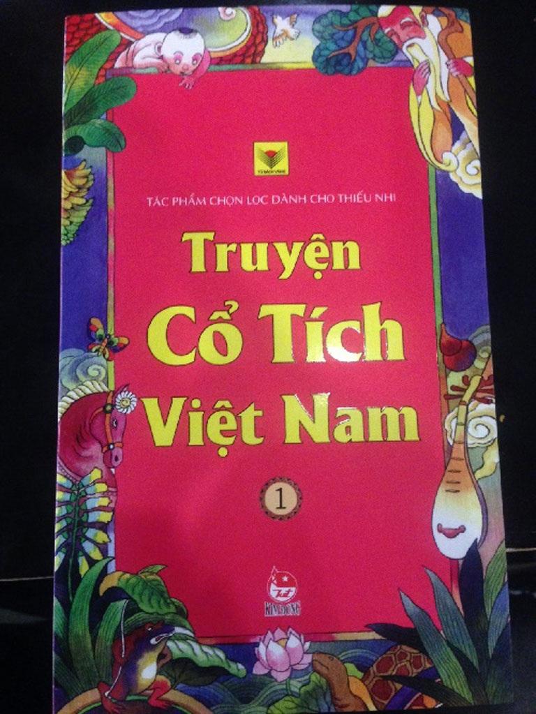 Truyện cổ tích Thạch Sanh trong cuốn Truyện cổ tích Việt Nam đang gây tranh cãi với chi tiết lạ