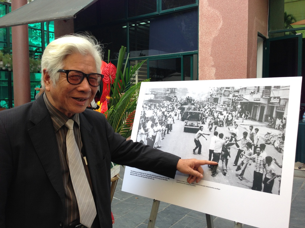 Lòng dân Sài Gòn luôn chờ đợi giây phút giải phóng...