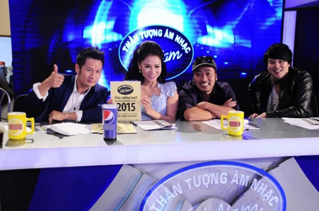 Giám khảo Vietnam Idol 2015