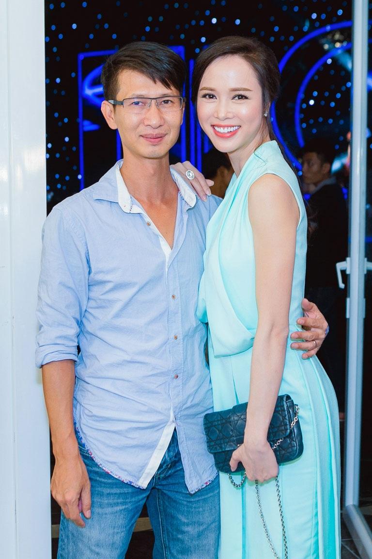 Sau khi đóng phim chung, mối quan hệ giữa Trần Bảo Sơn và Ngọc Anh rất thân thiết