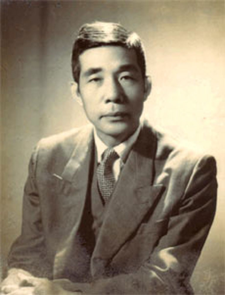 Cố nhà văn Nguyễn Huy Tưởng